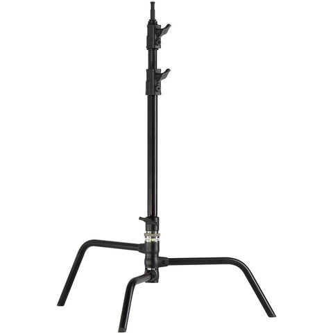 "Kupo Master 20"" C Stand With Turtle Base (Black), supports c-stands, Kupo - Pictureline"