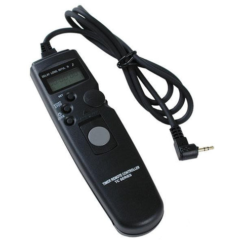 Dot Line 5-Function Intervalometer for Canon 60E3 (70D,60D, T4i, T3i), camera remotes & controls, Dot Line - Pictureline