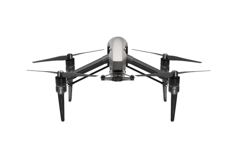 DJI Inspire 2 Quadcopter – No Camera, video drones, DJI - Pictureline  - 1