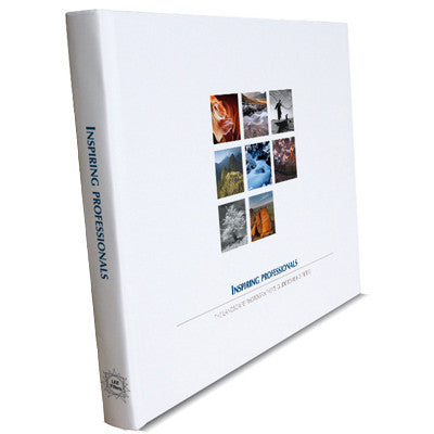 Lee Filters Book Inspiring Professionals 2 (Landscape Guide), discontinued, Lee Filters - Pictureline