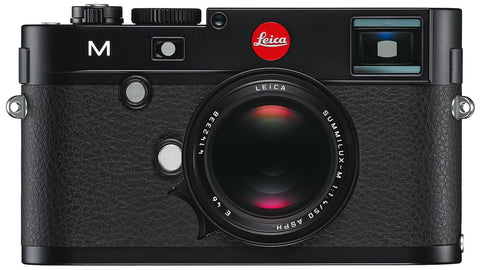 Leica M (Type 240) Digital Camera Black, camera mirrorless cameras, Leica - Pictureline  - 1