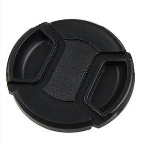 Dot Line 40.5mm Snap-on Lens Cap, lenses lens caps, Dot Line - Pictureline