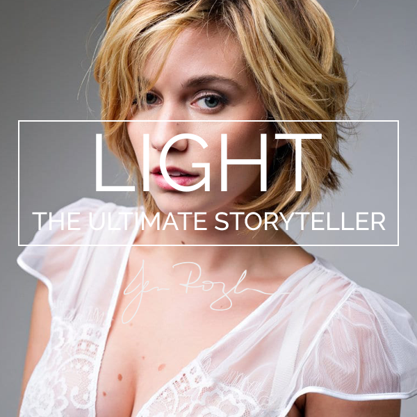Light: The Ultimate Storyteller with Jen Rozenbaum (Friday, October 4)