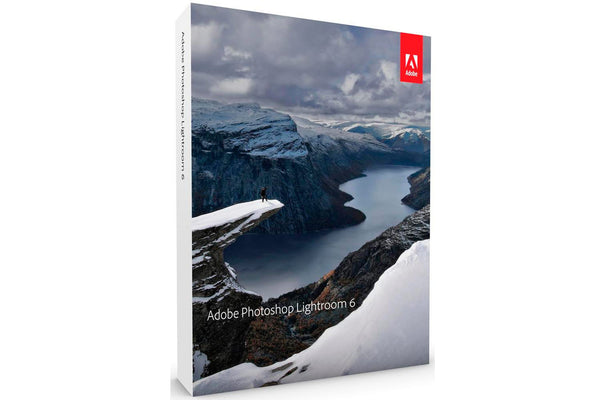 Adobe Lightroom 6, computers software, Adobe - Pictureline