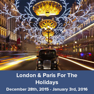 London & Paris for the Holidays: A Photographic Tour Dec 28th - Jan 3rd, events - past, Pictureline - Pictureline