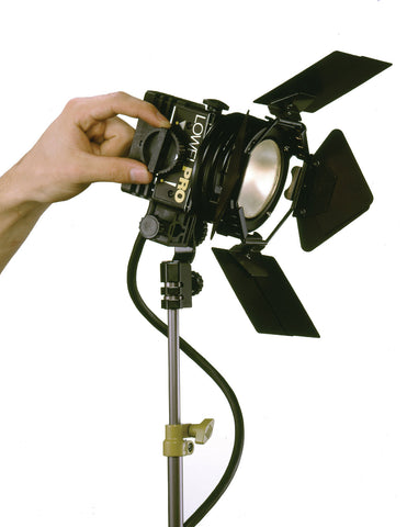 Lowel Pro-light, lighting hot lights, Lowel - Pictureline