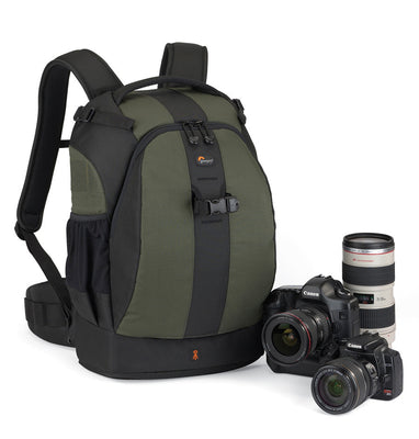 Lowepro Flipside 400 AW Camera Backpack (Pine Green), bags backpacks, Lowepro - Pictureline  - 2