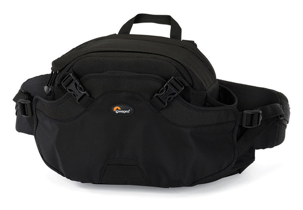 Lowepro Inverse 100 AW Camera Beltpack (Black), bags belt packs, Lowepro - Pictureline  - 1