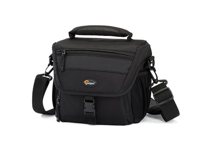 Lowepro Nova 160 AW Camera Shoulder Bag (Black), bags shoulder bags, Lowepro - Pictureline  - 1