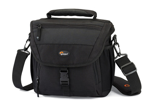 Lowepro Nova 170 AW Camera Shoulder Bag (Black), bags shoulder bags, Lowepro - Pictureline  - 1