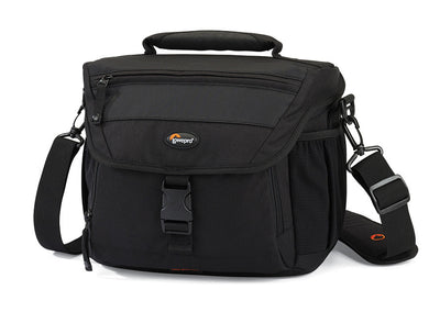Lowepro Nova 180 AW Camera Shoulder Bag (Black), bags shoulder bags, Lowepro - Pictureline  - 1