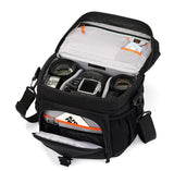 Lowepro Nova 180 AW Camera Shoulder Bag (Black), bags shoulder bags, Lowepro - Pictureline  - 3