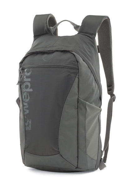 Lowepro Photo Hatchback 22L AW Camera Backpack (Slate Grey), discontinued, Lowepro - Pictureline  - 1