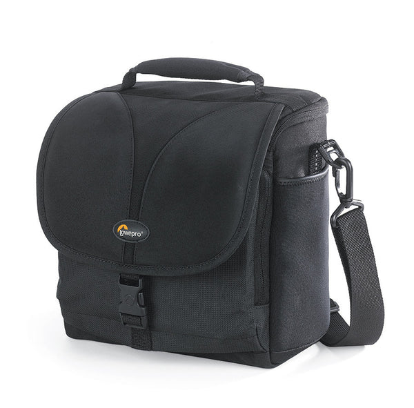 Lowepro Rezo 170 AW Camera Shoulder Bag (Black), bags shoulder bags, Lowepro - Pictureline  - 1