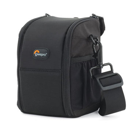 Lowepro S&F Lens Exchange Case 100 AW (Black), bags lens cases, Lowepro - Pictureline  - 1