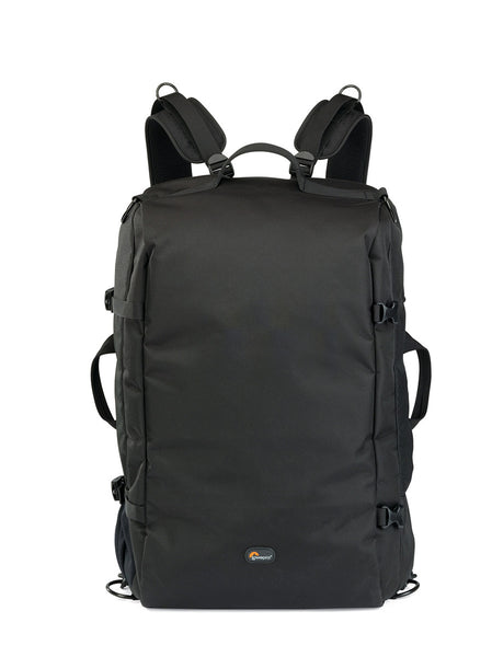 Lowepro S&F Transport Duffle Camera Backpack (Black), discontinued, Lowepro - Pictureline  - 1