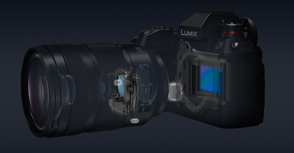 Lumix Tech Question & Answer Day