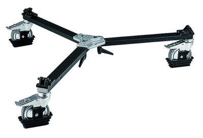 Manfrotto 114MV Video Portable Dolly, video dollies & rigs, Manfrotto - Pictureline