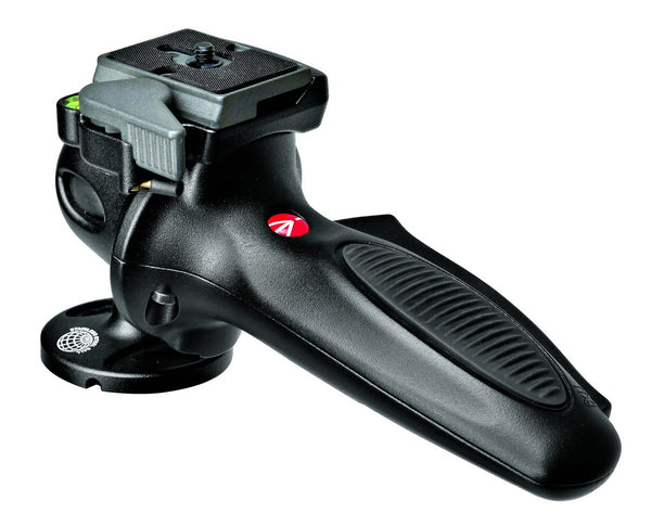 Manfrotto 327RC2 Magnesium Grip Joystick Head, tripods ball heads, Manfrotto - Pictureline