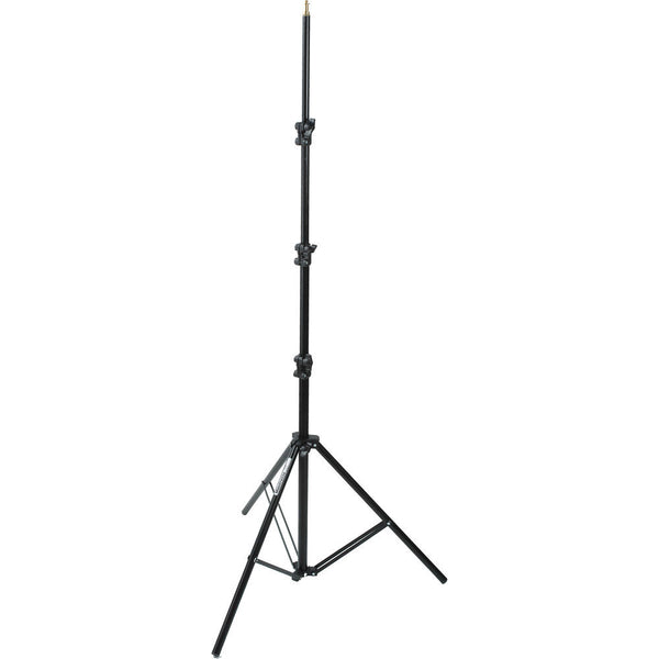 Manfrotto 367B Basic Light Stand 9ft, supports regular stands, Manfrotto - Pictureline  - 1