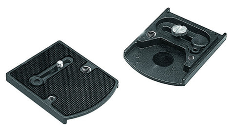 Manfrotto 410PL Low Pro QR Adaptor Plate, tripods plates, Manfrotto - Pictureline