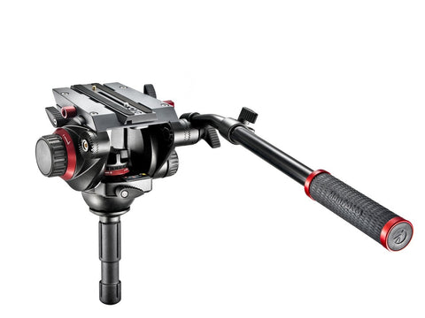 Manfrotto Video 504HD Pro Fluid Head 75, tripods video heads, Manfrotto - Pictureline