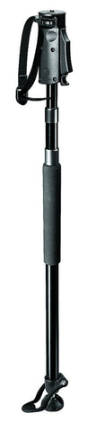 Manfrotto 685B NeoTech Monopod, tripods photo monopods, Manfrotto - Pictureline