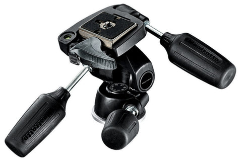 Manfrotto 804RC2 Pan Tilt Head w/QR, tripods 3-way heads, Manfrotto - Pictureline
