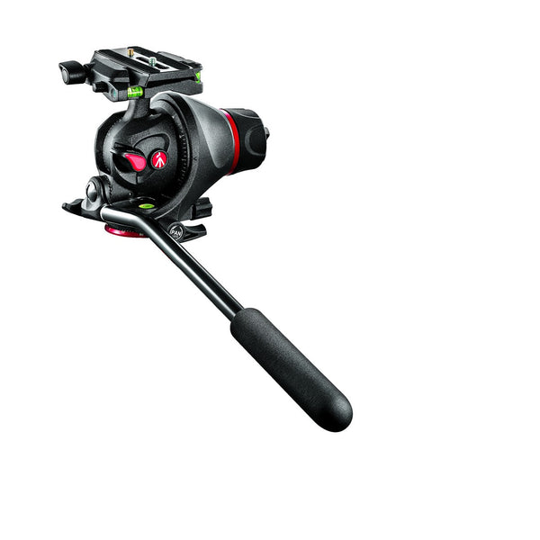 Manfrotto 055 Photo/Video Head w/ Q5 Quick Release, tripods ball heads, Manfrotto - Pictureline