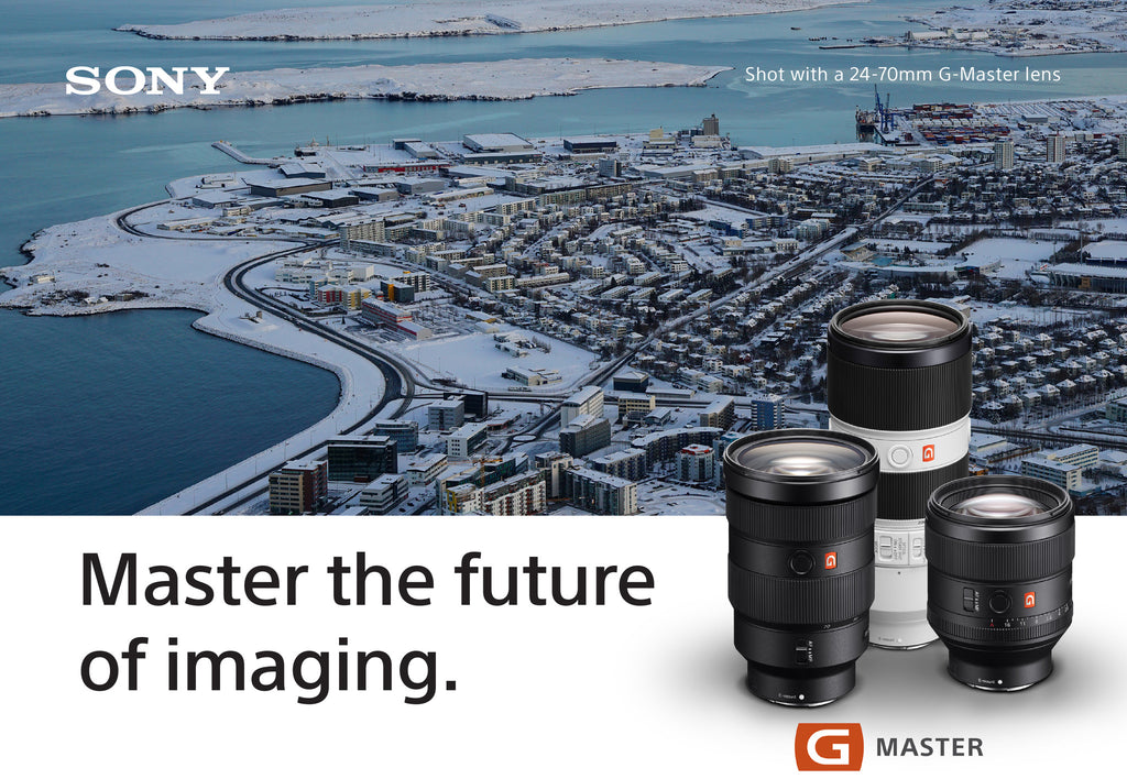 Sony Universe Master the Future of Imaging (DAY 1 – February 24th), events, pictureline - Pictureline