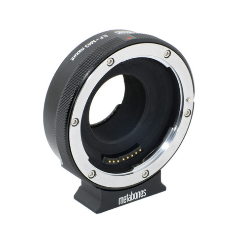 Metabones Smart Adapter Canon EF Lens to Micro Four Thirds Lens, lenses optics & accessories, Metabones - Pictureline  - 1