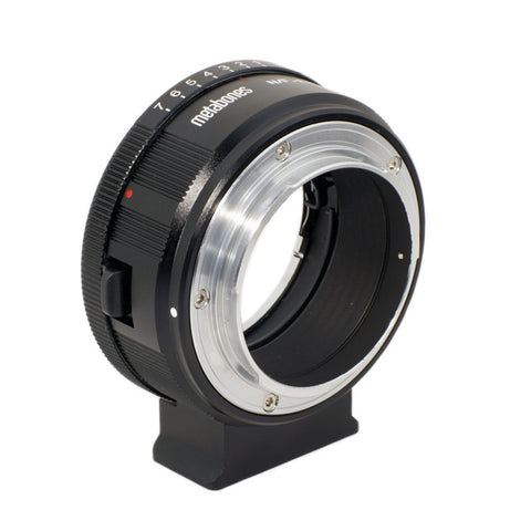 Metabones Nikon G-Mount to Sony FE/E-Mount Adapter, lenses optics & accessories, Metabones - Pictureline  - 1