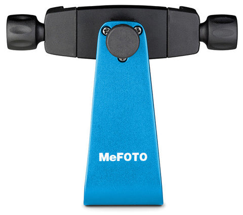 MeFOTO SideKick360 SmartPhone Adapter (Blue), tripods other heads, MeFOTO - Pictureline  - 1