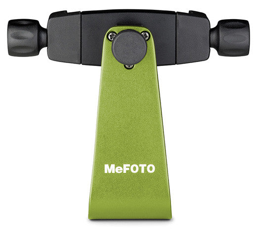 MeFOTO SideKick360 SmartPhone Adapter (Green), tripods other heads, MeFOTO - Pictureline  - 1