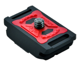 Peak Design MICROplate Arca-style PROplate for slim body cameras, tripods plates, Peak Design - Pictureline  - 2