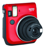 Fujifilm INSTAX Mini 70 Instant Film Camera (Passion Red), camera film cameras, Fujifilm - Pictureline  - 3