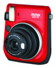 Fujifilm INSTAX Mini 70 Instant Film Camera (Passion Red), camera film cameras, Fujifilm - Pictureline  - 5