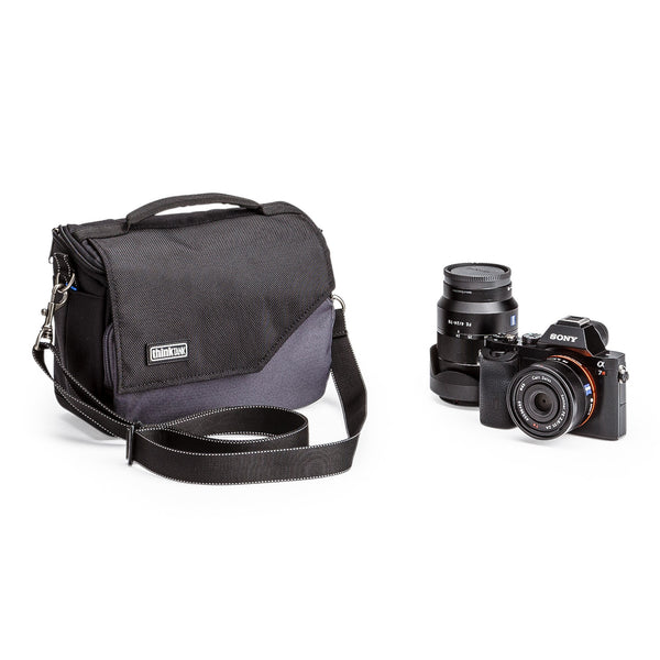 Think Tank Mirrorless Mover 20 Camera Bag (Charcoal), bags shoulder bags, Think Tank Photo - Pictureline  - 1