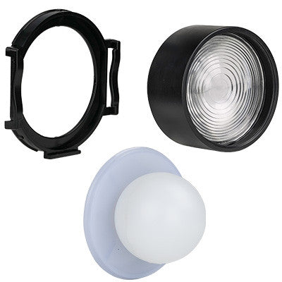 Light & Motion Light Modifier Kit for Stella 2000 and Stella Pro 5000/7000/10000c, lighting led lights, Light & Motion - Pictureline