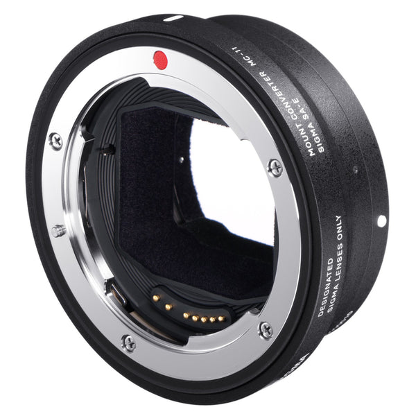 Sigma MC-11 Mount Converter/ Lens Adapter (Sigma SA-Mount Lenses to Sony E), lenses optics & accessories, Sigma - Pictureline  - 1
