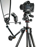 Manfrotto MT055CXPRO3 Carbon 3 Section Tripod, tripods photo tripods, Manfrotto - Pictureline  - 2