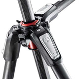 Manfrotto MT055XPRO3 Alu 3-Section Tripod, tripods photo tripods, Manfrotto - Pictureline  - 6