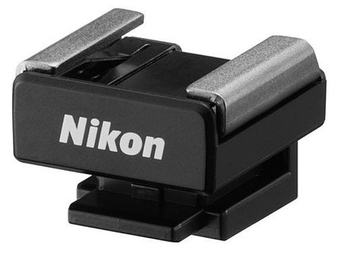 Nikon AS-N1000 Multi Accessory Port Adapter for V1, camera accessories, Nikon - Pictureline
