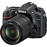 Nikon D7100 DSLR Camera with 18-140mm VR DX Lens, discontinued, Nikon - Pictureline  - 1