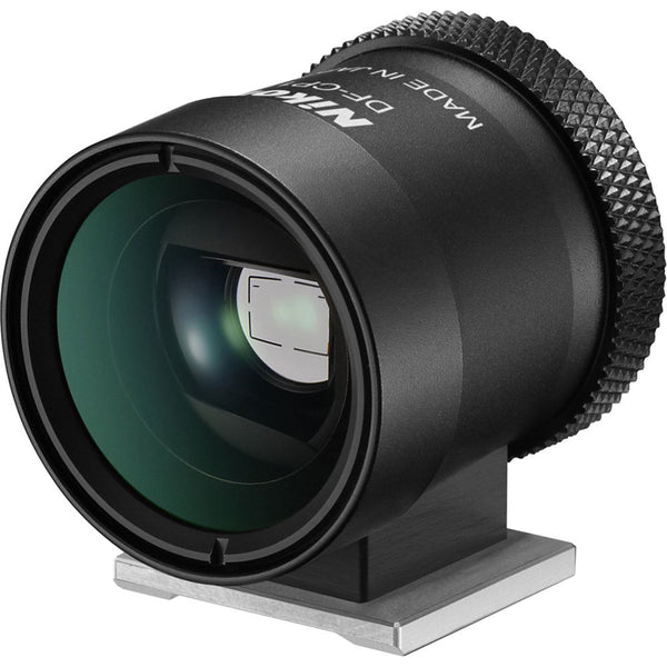 Nikon DF-CP1 Optical Viewfinder for Coolpix A Camera (Black), discontinued, Nikon - Pictureline