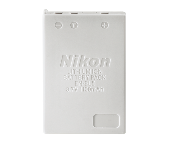 Nikon EN-EL5 Rechargeable Battery, camera batteries & chargers, Nikon - Pictureline