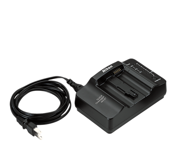 Nikon MH-21 Battery Charger (EN-EL4a), camera batteries & chargers, Nikon - Pictureline