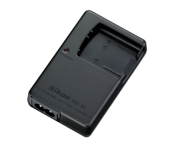 Nikon MH-63 Battery Charger (EN-EL10), camera batteries & chargers, Nikon - Pictureline
