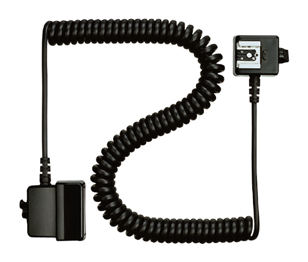 Nikon SC-29 TTL Coiled Remote Cord, lighting speedlite accessories, Nikon - Pictureline