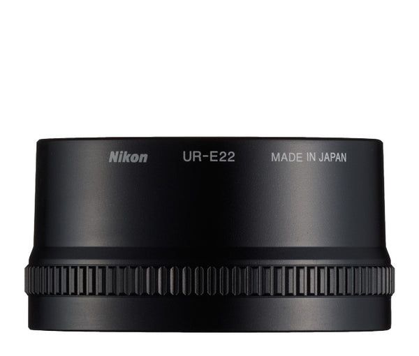 Nikon UR-E22 Adapter Ring, lenses filter adapters, Nikon - Pictureline